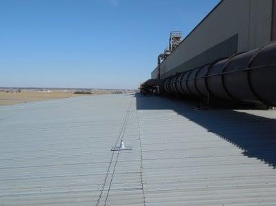 Horizontal Lifeline - Rooftop Fall Protection