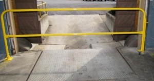 LORGATE Loading Dock Fall Protection System