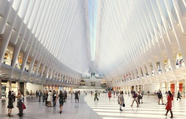 WTC Hub 2