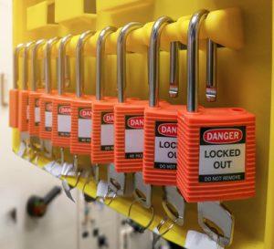 Lockout Tagout Locks