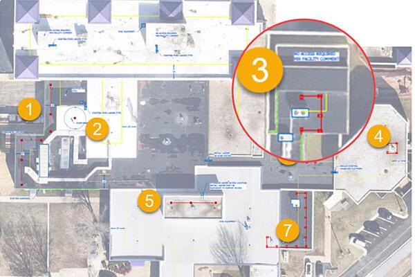 Virtual Rooftop Assesment